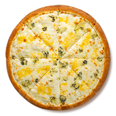 "Пицца ""4-сыра"""