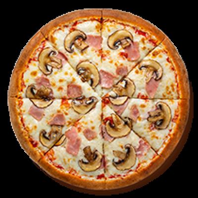 "Пицца ""Ветчина грибы"""